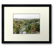 Ireland - Autumn Blarney Framed Print
