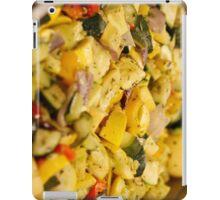 Steamed Vegetables iPad Case/Skin