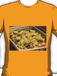 Steamed Vegetables T-Shirt