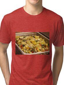 Steamed Vegetables Tri-blend T-Shirt