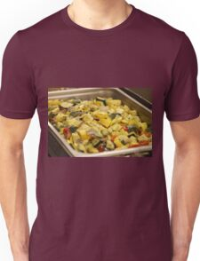 Steamed Vegetables Unisex T-Shirt