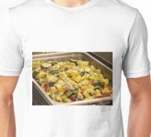 Steamed Vegetables Unisex T-Shirt
