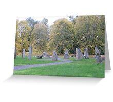 Ireland - Blarney's Stones Greeting Card