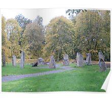 Ireland - Blarney's Stones Poster