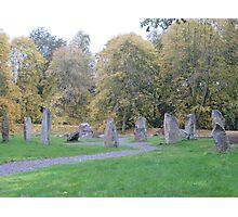 Ireland - Blarney's Stones Photographic Print