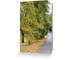 Ireland - Blarney Walk Greeting Card