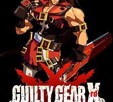 Guilty Gear Xrd- Sol Badguy by epicofG