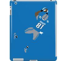 Calvin Megatron Johnson iPad Case/Skin