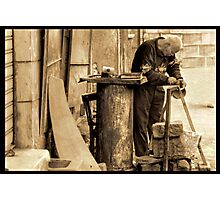 Cairo Craftsman Photographic Print