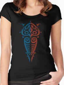 Raava x Vaatu Women's Fitted Scoop T-Shirt