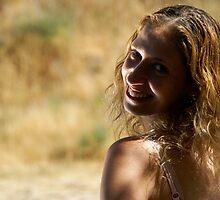 Israeli beauty by Moshe Cohen