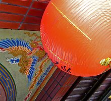 Lantern and Fresco by Digby
