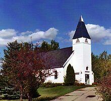 church, brookings, south dakota by JMDunworth