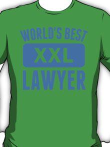 World's Best Lawyer T-Shirt