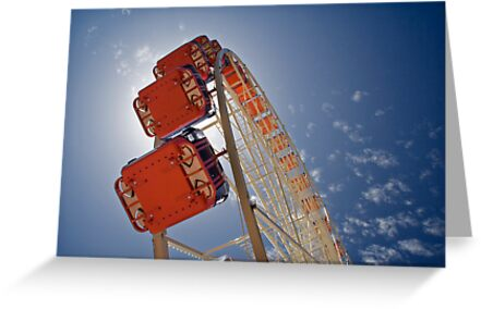 Ferris Wheel by Ben Herman