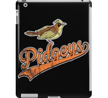 Pidgeys iPad Case/Skin
