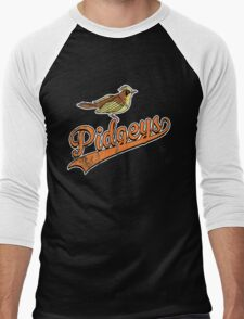 Pidgeys Men's Baseball ¾ T-Shirt