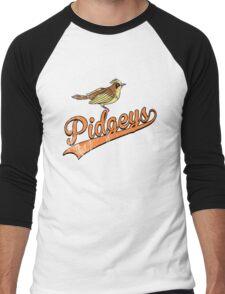 Pidgeys Men's Baseball ¾ T-Shirt