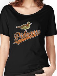 Pidgeys Women's Relaxed Fit T-Shirt