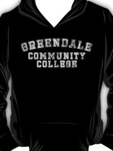 Greendale Community College (Distressed) T-Shirt
