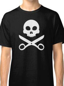 Skull and Scissors Classic T-Shirt