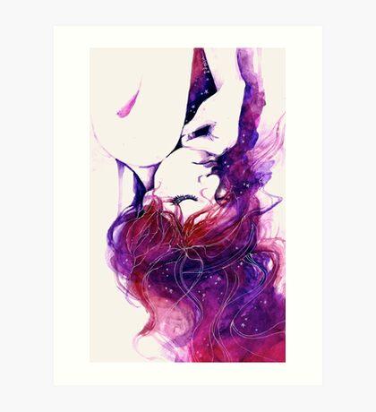 Falling Star Art Print
