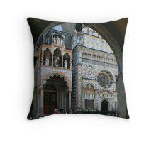 Bergamo, Italy Throw Pillow