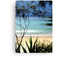 Summer Daze Canvas Print