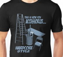 Hardcore accessorizing Unisex T-Shirt