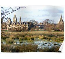 Christ Church Oxford Poster