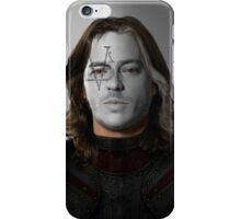 Jaqen H'ghar Valar Morghulis House War Paint iPhone Case/Skin