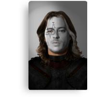 Jaqen H'ghar Valar Morghulis House War Paint Canvas Print