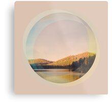 Digital Landscape #4 Metal Print