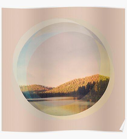 Digital Landscape #4 Poster