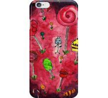 Candy wonderland iPhone Case/Skin