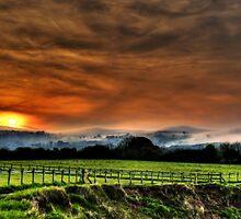 Molten Moor by baddoggy