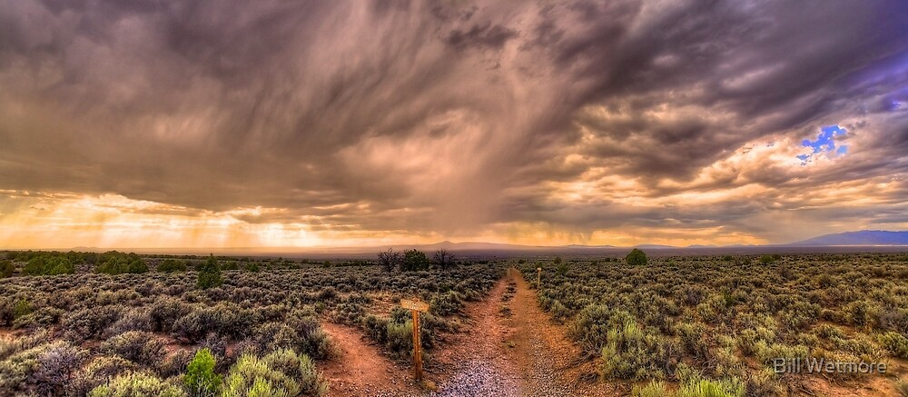 Rift Valley Trail by Bill Wetmore