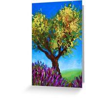 Heart Tree Greeting Card