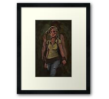 Wouldn't Kill You to Have a Little Faith Framed Print