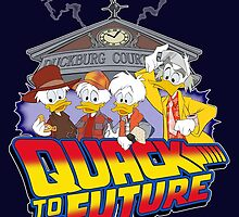 Quack To The Future by Robiberg
