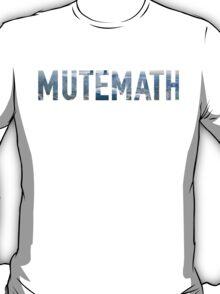 MuteMath Logo T-Shirt