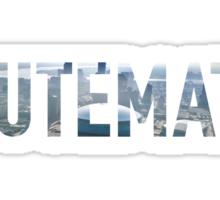 MuteMath Logo Sticker
