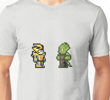 Terraria- Hallowed Armored and Lihzahrd Unisex T-Shirt
