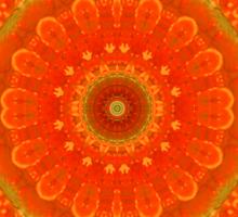 Mandala - 1st Chakra Sticker