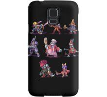 Final Fantasy 9 Characters Samsung Galaxy Case/Skin