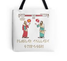 Flagler College Symposium Tote Bag