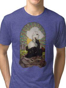 Clear Background Jinkx Monsoon Design Tri-blend T-Shirt