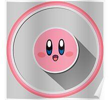 Kirby - Logo V.01 Poster
