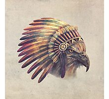 Eagle Chief Photographic Print