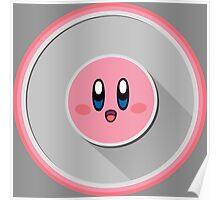 Kirby - Logo V.02 Poster